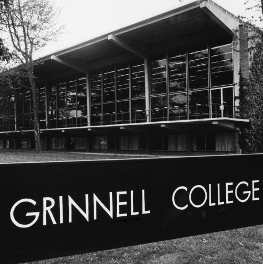 Go to Grinnell College Libraries Special Collections